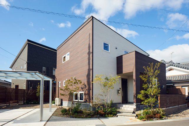 外観 - もみの木ハウス - 施工事例